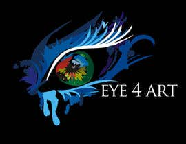 #80 for Design a Logo for : Eye 4 Art af amitfeb19