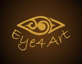 #60 for Design a Logo for : Eye 4 Art af FrancescaPorro