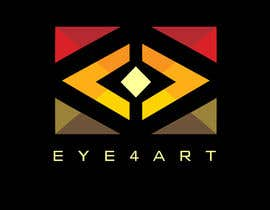 #65 for Design a Logo for : Eye 4 Art af FrancescaPorro