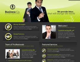 Nro 84 kilpailuun Design a Website Mockup for Fensitup käyttäjältä rebonmalik