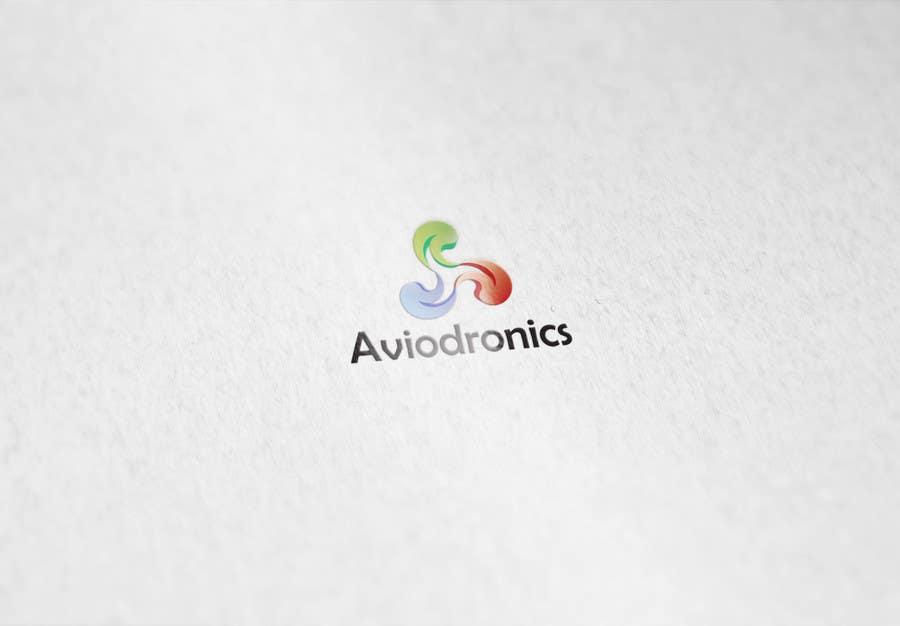 Kilpailutyö #1 kilpailussa Design a Logo for a drone company