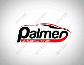 #83 untuk Design a Logo for PalmerMotorsportsPark.com oleh pds44