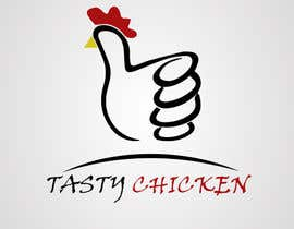 nº 27 pour Design a Logo for 'Tasty Chicken' par suffiyan8