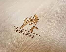 #18 for Design a Logo for 'Tasty Chicken' by airbrusheskid