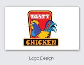 nº 26 pour Design a Logo for 'Tasty Chicken' par amrogoda4m