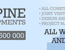 nº 2 pour Design a Banner for 'Elmpine Developments par marwinisaac