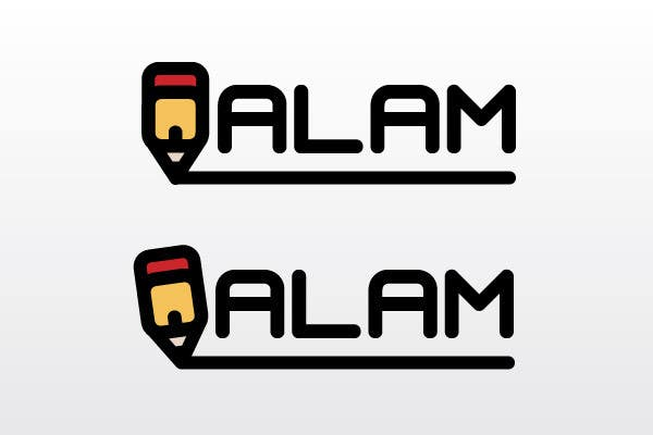 #110 for Logo Design for qalam by Vick77