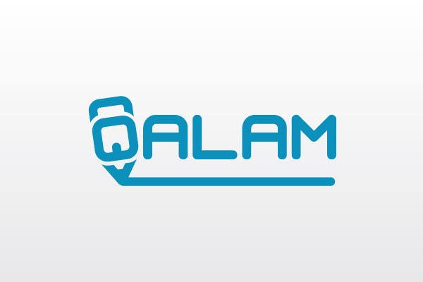 #109 for Logo Design for qalam by Vick77