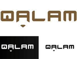 nº 202 pour Logo Design for qalam par Shbly12