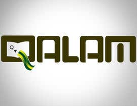 nº 97 pour Logo Design for qalam par manish997