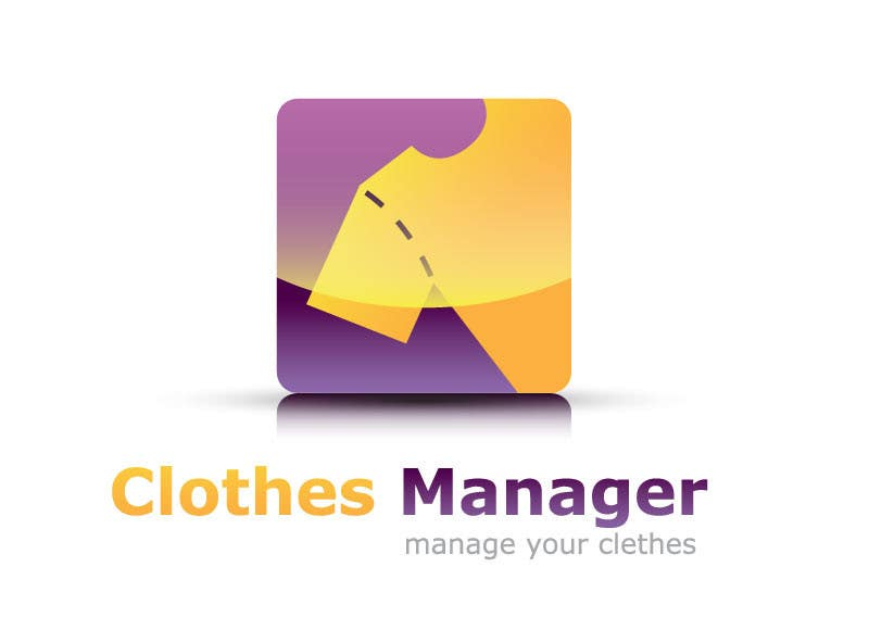 Konkurrenceindlæg #34 for Logo Design for Clothes Manager App