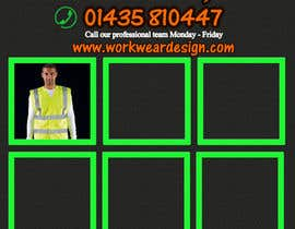 #6 para Design a marketing flyer for our workwear business por yoze