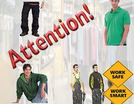 #5 para Design a marketing flyer for our workwear business por Engineermostafa