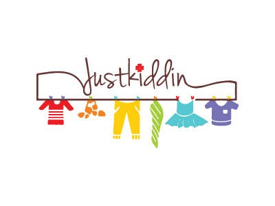 Online clothing store logos