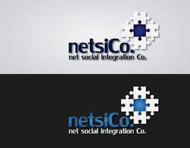 #152 for Design a Logo for Netsico by FutureArtFactory