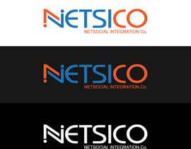 #184 for Design a Logo for Netsico by Particle