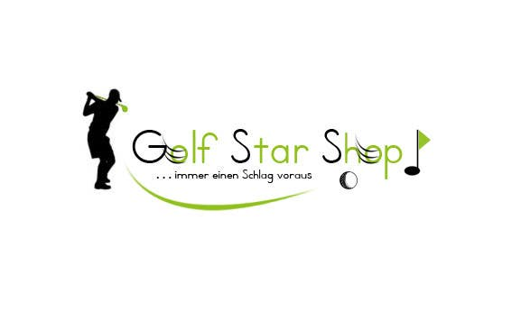 Конкурсная заявка №369 для Logo Design for Golf Star Shop