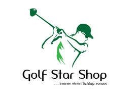 #435 untuk Logo Design for Golf Star Shop oleh Freelanceatwork