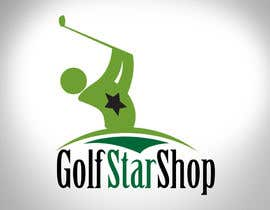 nº 436 pour Logo Design for Golf Star Shop par manish997