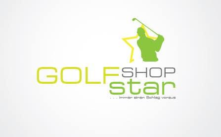 Конкурсная заявка №190 для Logo Design for Golf Star Shop