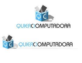 #21 for Diseñar un logotipo para empresa venta de computadoras af dlascasas