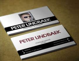 #38 for Design some Business Cards for personal af Habib919000