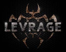 #218 for Design a Logo for the Band LEVRAGE by poetotti