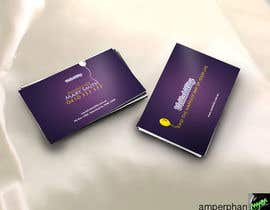 #4 untuk Business Cards + Digital Signature for disruptive wedding portal oleh AMPERPHAN