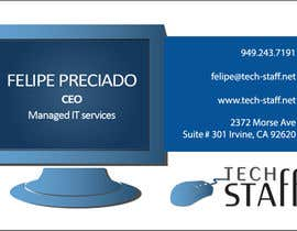 #15 para Improve this Business Card! por kachilleos