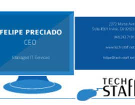 #14 para Improve this Business Card! por plesamatija
