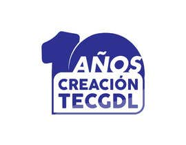 RafaelQuintanaZ tarafından 10 th  logo anniversary of a college career / logo de aniversario (10 años) için no 22