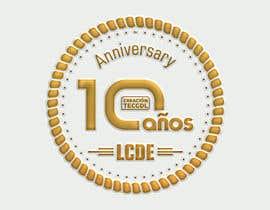 andryod tarafından 10 th  logo anniversary of a college career / logo de aniversario (10 años) için no 2