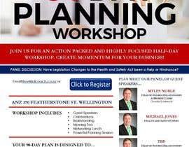 sunsum tarafından 90 Day Planning Workshop poster and Lead page için no 6