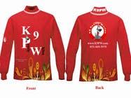 Proposition n° 83 du concours Graphic Design pour T-shirt Design for K9 Pearly Whites