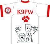 Proposition n° 75 du concours Graphic Design pour T-shirt Design for K9 Pearly Whites