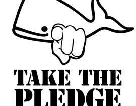 #15 para Design a Take The Pledge T-shirt (Uncle Sam) por charlieplanas