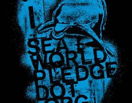 #36 para I Love Seaworld Pledge t-shirt por resistantdesign