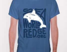 #48 untuk I Love Seaworld Pledge t-shirt oleh originalov