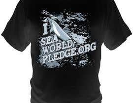 #7 para I Love Seaworld Pledge t-shirt por bacujkov