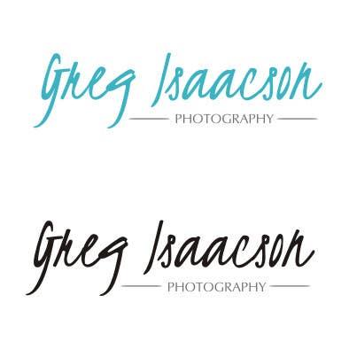 Konkurrenceindlæg #46 for GI photography watermark