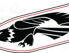 geekygrafixbc tarafından Design an Eagle Tattoo için no 3