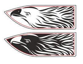 ibrinca tarafından Design an Eagle Tattoo için no 40