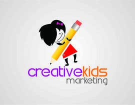 nº 32 pour Design a Logo for Creative Kids Marketing Company par simpleblast