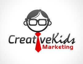 nº 53 pour Design a Logo for Creative Kids Marketing Company par dreamst0ch
