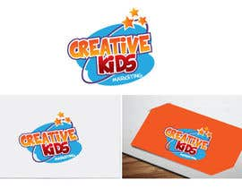 #39 for Design a Logo for Creative Kids Marketing Company by saimarehan