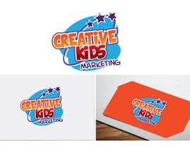 nº 47 pour Design a Logo for Creative Kids Marketing Company par saimarehan