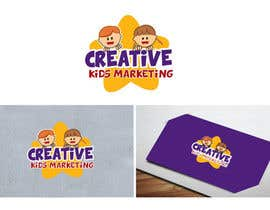 #52 for Design a Logo for Creative Kids Marketing Company by saimarehan