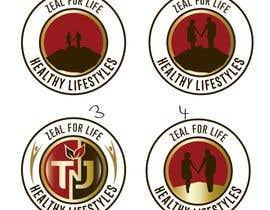 #807 para Logo for TnJ Healthy LifeStyles por KelvinOTIS