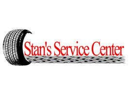 #5 for Design a Logo for Stan Service Center af arazyak