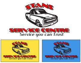 #7 cho Design a Logo for Stan Service Center bởi LimeByDesign